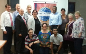 Focus Advanced Toastmasters Club Roseville.